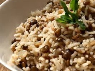 INDIAN LENTIL RICE - SMALL