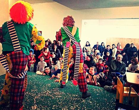 Clown del Circo per Bambini