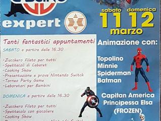 """""""ANNIVERSARIO EXPERT"""" a Brolo"""