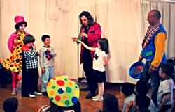 Festa a Tema Circo per Bambini