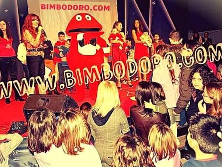 """Programma Televisivo """"BIMBO D'ORO"""""""