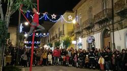 Danza aerea a Messina