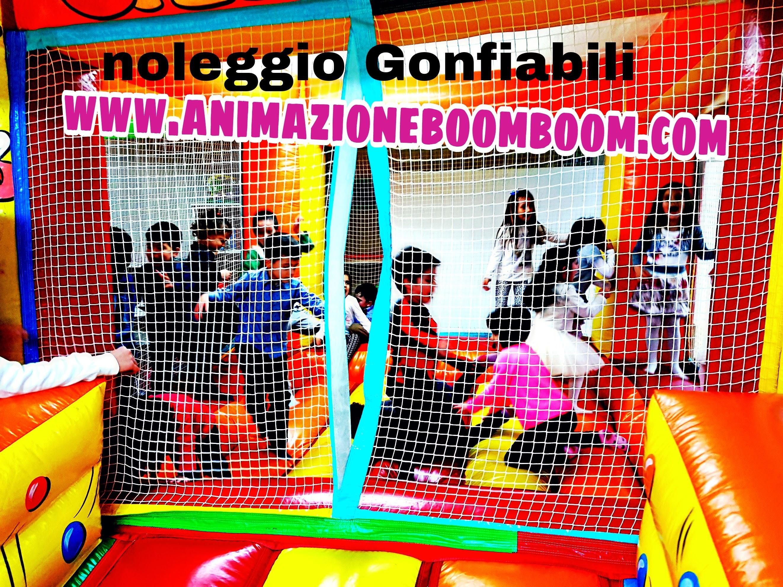 Noleggi Giochi Gonfiabili a Messina