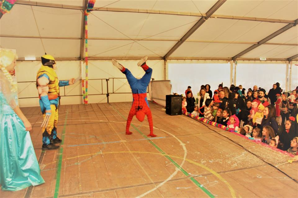 Spider Man Animazione Boom Boom