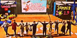 Musical Mary Poppins a cura dell'Animazione Boom Boom
