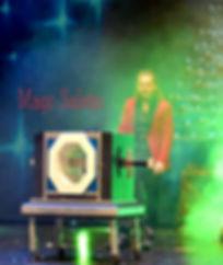 Magic Show con Great Illusion