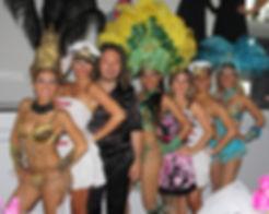 Spettacolo Ballerine Brasiliane e Mago S