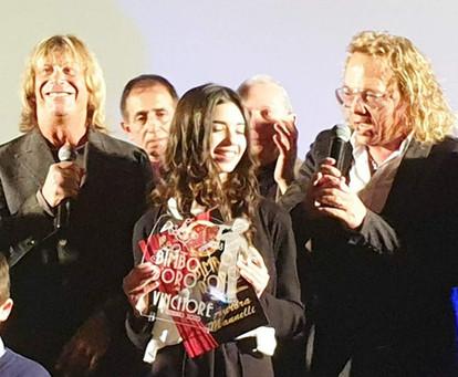 Aurora Mannelli - Mago Salvin - Enzo Paolo Turchi