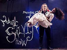 Magic Show Mago Salvin