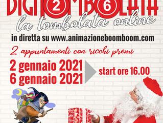 DIGITOMBOLATA 2020 - BROLO