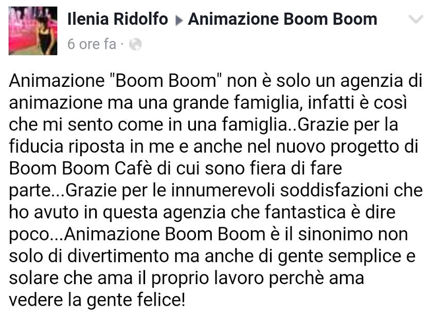 Recensioni Animazione Boom Boom