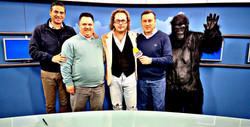 Intervista TG Onda TV