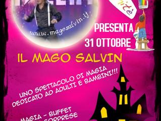 """FESTA DI HALLOWEEN"""