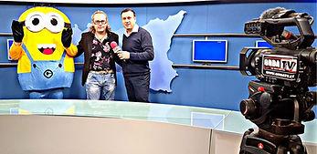 Intervista ad OndaTv canale 85 in tutta