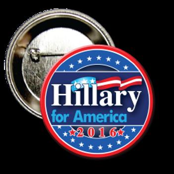 Style # Hillary-05 Round Button
