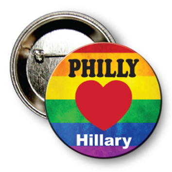 Style # Hillary-Philly Round
