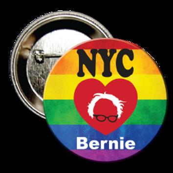 Style # Sanders-NYC Pride Round