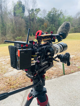 Filming a Doc in Jax