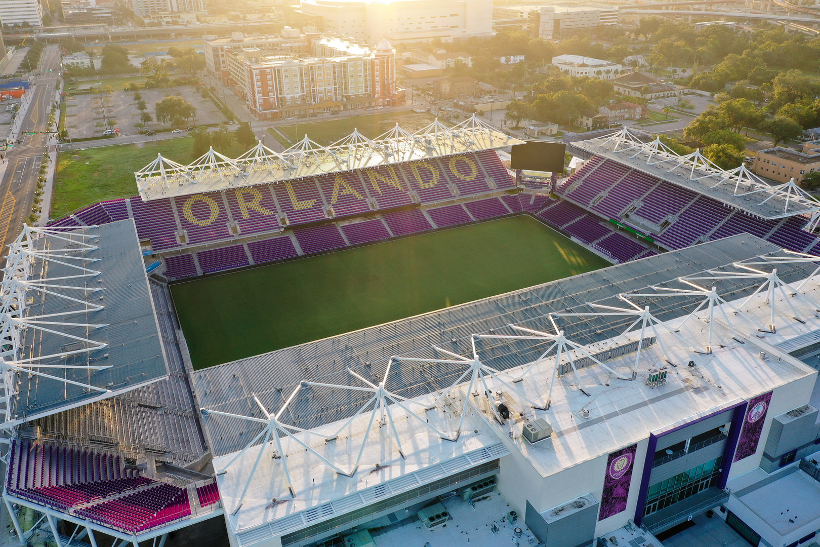 Orlando Soccer Stadium