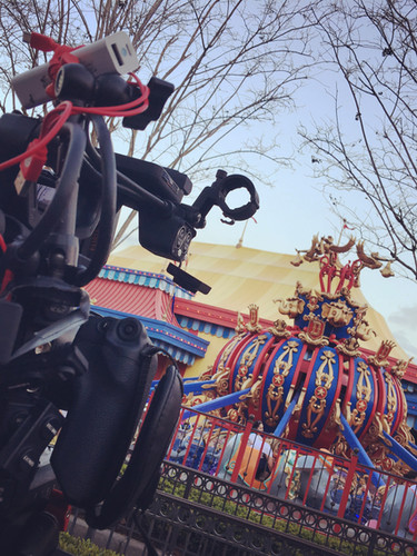 Dumbo WDW Broadcast Productions