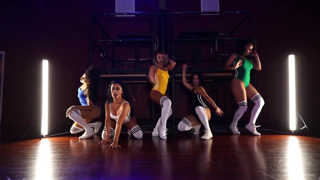 """Zuli Arroyo Dance Choreo Video """"Guaya"""""""