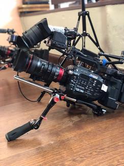 Sony FS7 MK II Cam Op