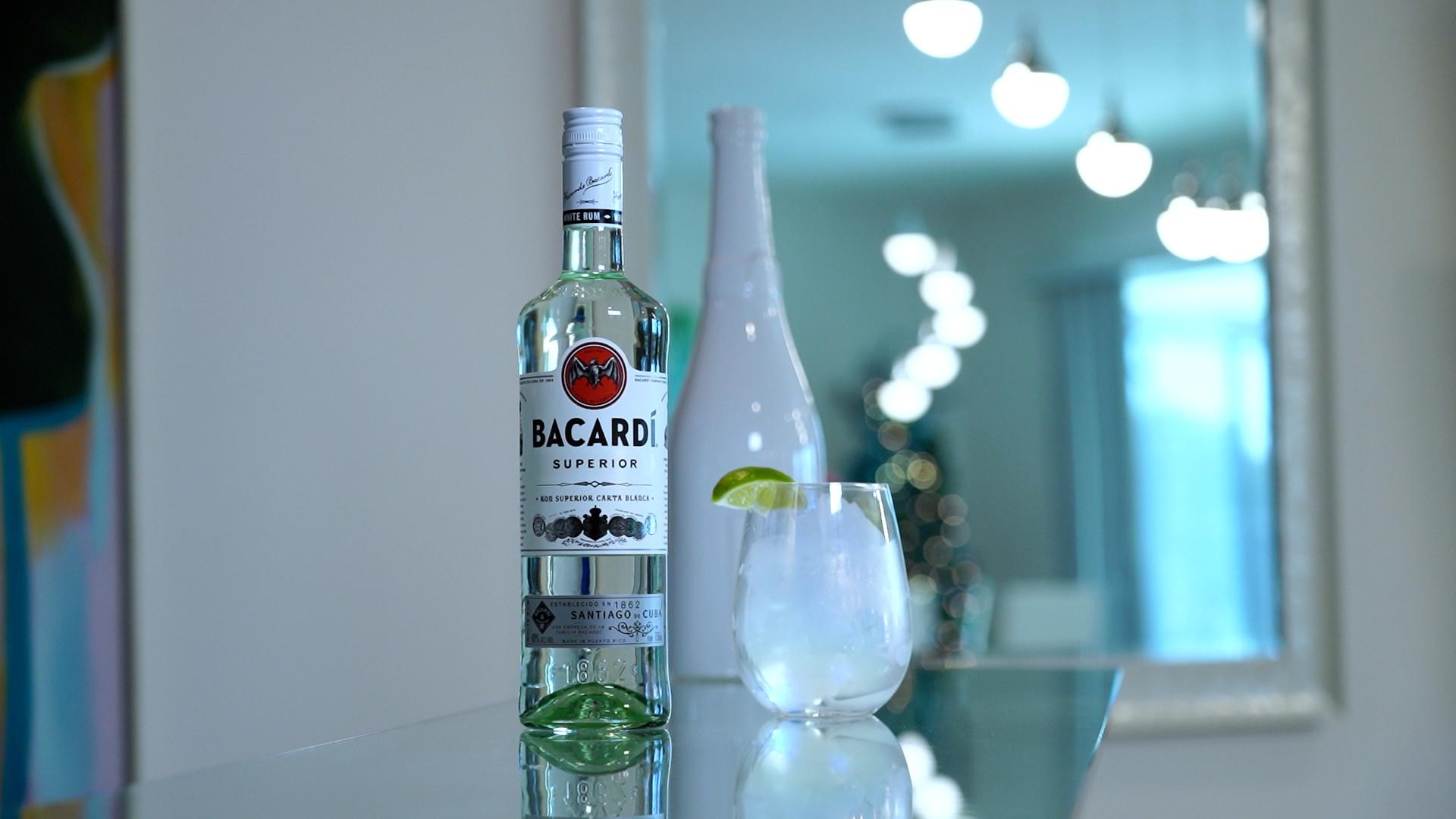Bacardi Ad