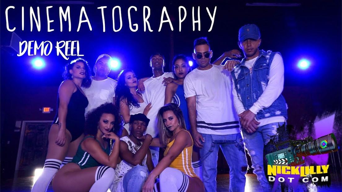 Cinematography Demo Reel 2019