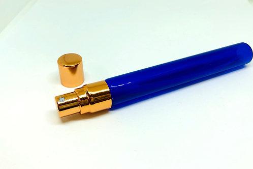 ロールオンボトル ガラス製 10ml 青 アロマボトル