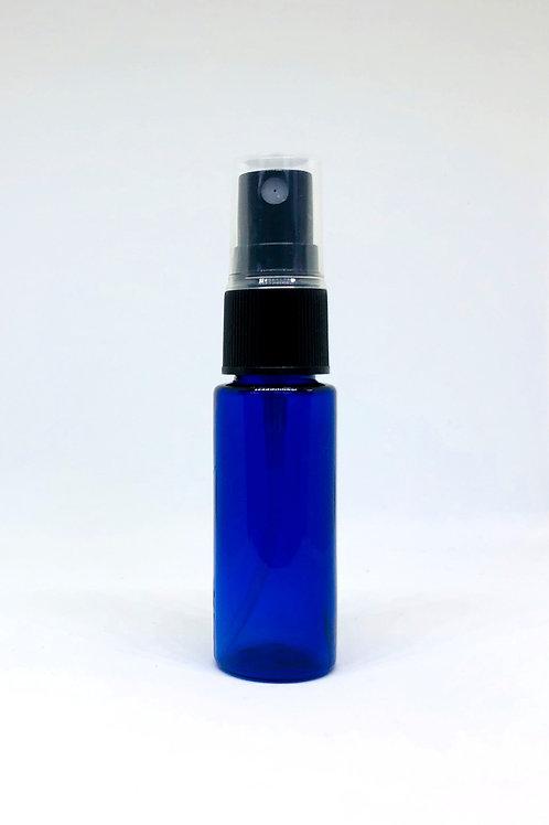 スプレーボトル【ポリプロピレン製・20ml・青】【1本、5本セット、10本セット】