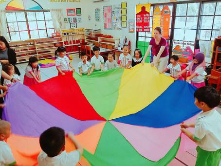 Book Week : Parents' Involvement