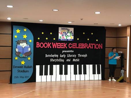 Joyful Kids Celebrates Book Week