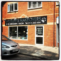 mutleys makeovers dog grooming Wirral