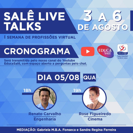 Salê Live Talks