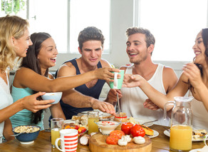 Improve Mood Through Food