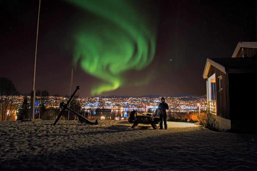 Northern light trip December 2016
