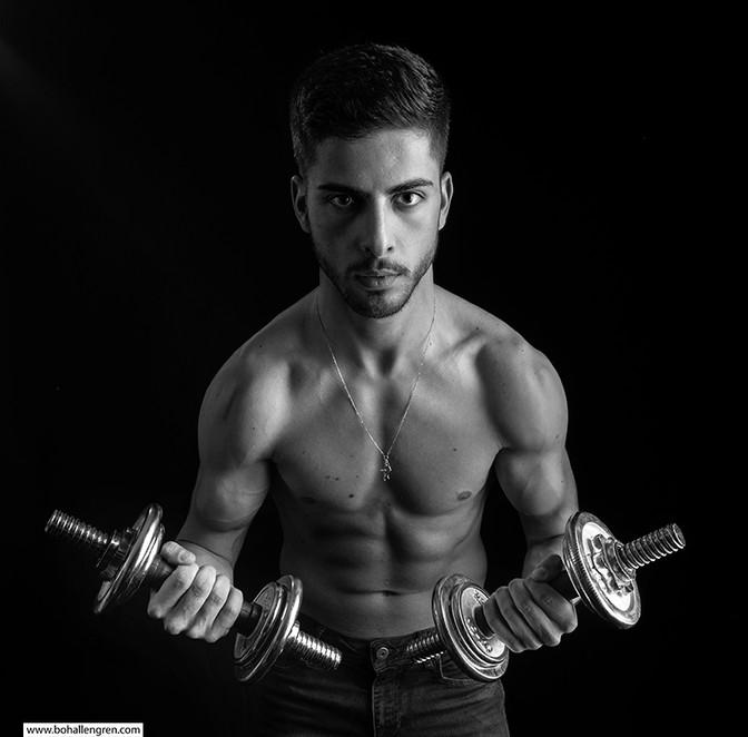 Pour certaines personnes, aller au gym n'est pas lourd