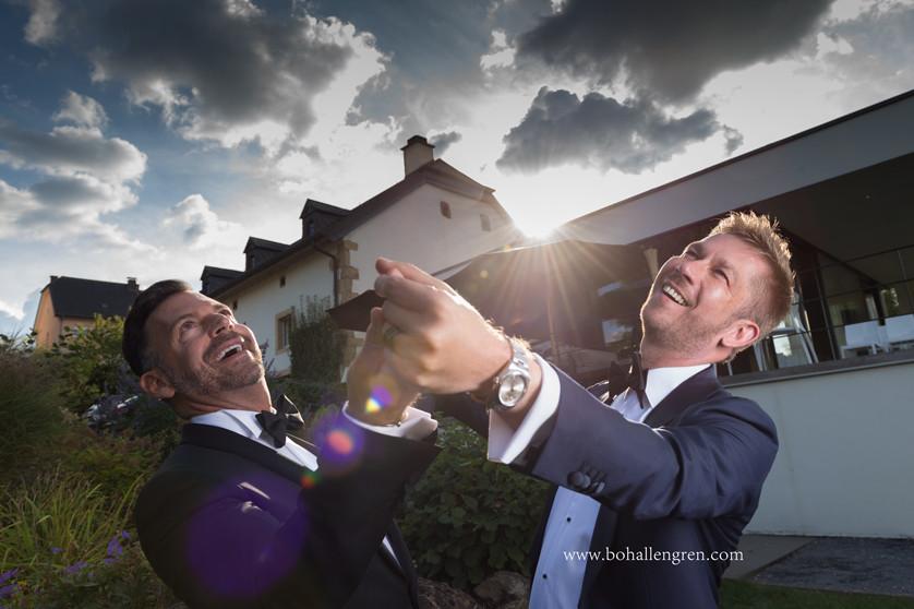 Wedding photographer www.bohallengren.com Luxembourg