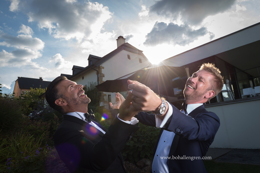 Wedding photographer Luxemourg