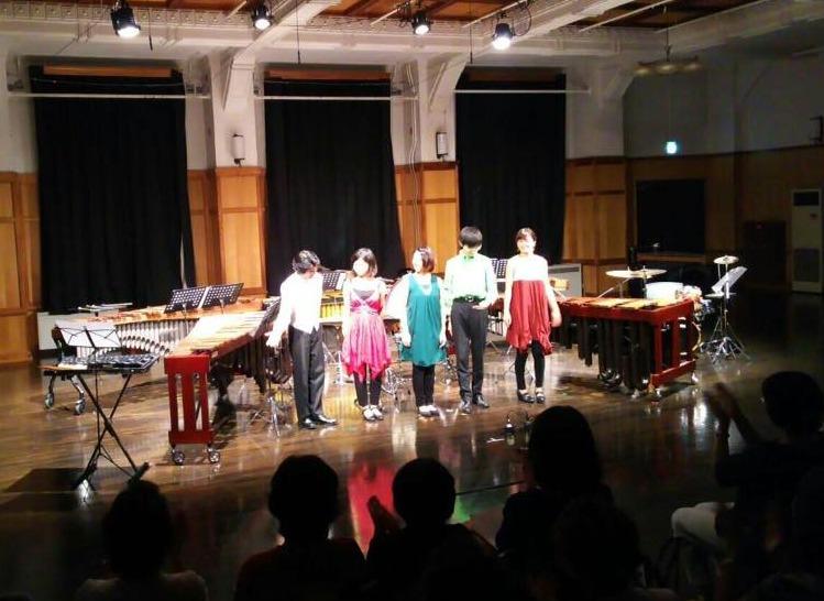 Legare Incontro Percussion Ensemble