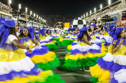 Samba na Avenida