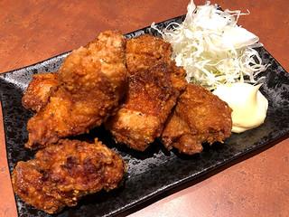 とりの唐揚げ6個 かつ丼元 宇治小倉店
