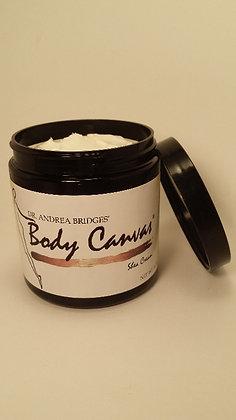 8oz Body Canvas Shea Cream