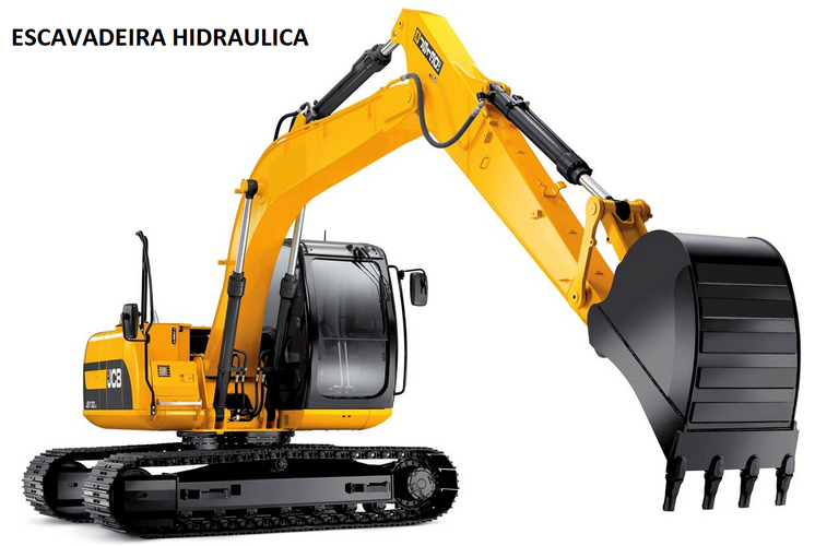 Aluguel de Escavadeira TLA Transporte
