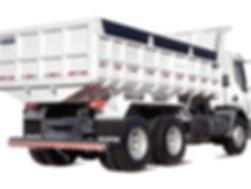 TLA caminhão Basculante - Caçambas