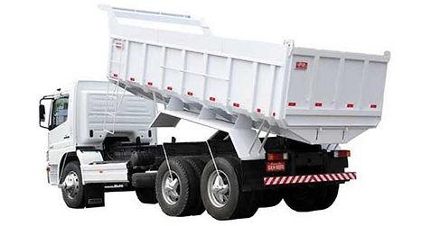 TLA caminhão Basculante - caçambass