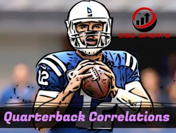 Quarterback Correlation Analysis 2018