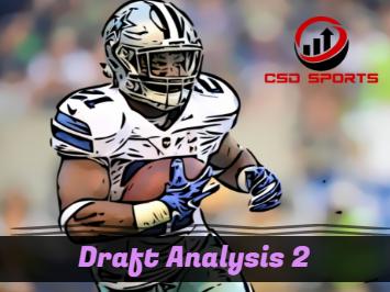 Draft Analysis 2