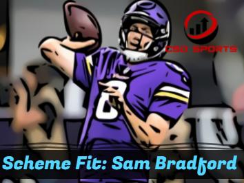Scheme Fit: Sam Bradford