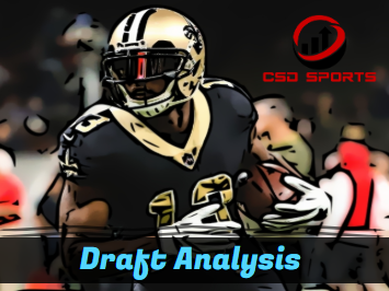 Fantasy Football Draft Analysis 2019